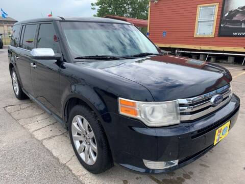2010 Ford Flex for sale at JAVY AUTO SALES in Houston TX