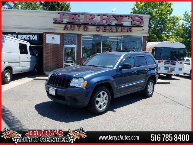 2009 Jeep Grand Cherokee for sale at JERRY'S AUTO CENTER in Bellmore NY