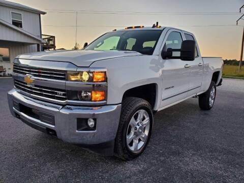 2015 Chevrolet Silverado 2500HD for sale at Hatcher's Auto Sales, LLC in Campbellsville KY