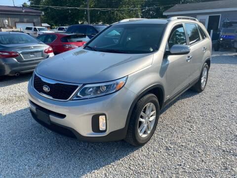 2014 Kia Sorento for sale at Davidson Auto Deals in Syracuse IN