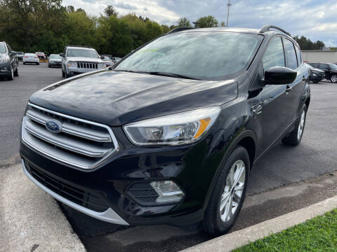 2017 Ford Escape for sale at Blake Hollenbeck Auto Sales in Greenville MI