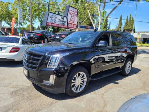 2017 Cadillac Escalade for sale at Imports Auto Sales & Service in San Leandro CA