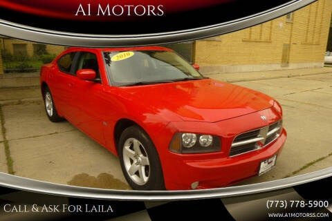 2010 Dodge Charger for sale at A1 Motors Inc in Chicago IL