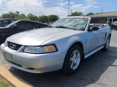 2003 Ford Mustang for sale at Kasterke Auto Mart Inc in Shawnee OK