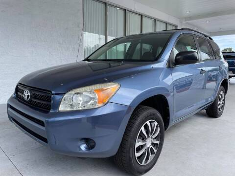 2008 Toyota RAV4 for sale at Powerhouse Automotive in Tampa FL