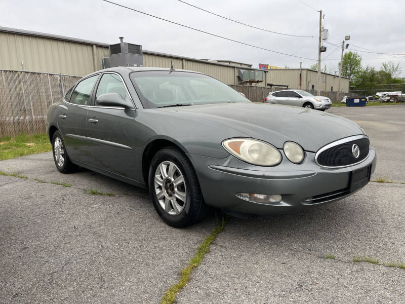 2005 Buick LaCrosse for sale at Auto Credit Xpress - Sherwood in Sherwood AR