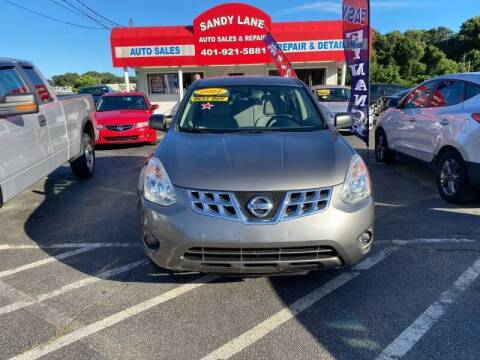 2011 Nissan Rogue for sale at Sandy Lane Auto Sales and Repair in Warwick RI