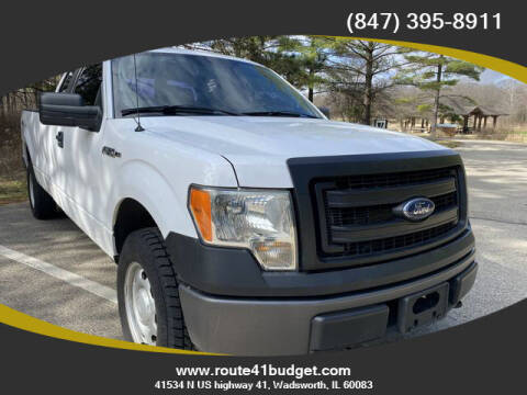 2014 Ford F-150 for sale at Route 41 Budget Auto in Wadsworth IL