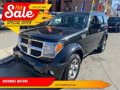 2011 Dodge Nitro for sale at ARXONDAS MOTORS in Yonkers NY