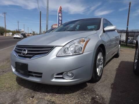 2012 Nissan Altima for sale at Hotline 4 Auto in Tucson AZ