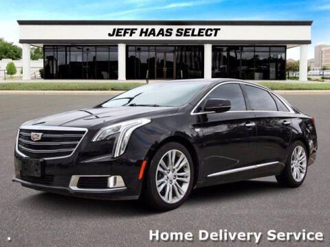 2018 Cadillac XTS for sale at JEFF HAAS MAZDA in Houston TX