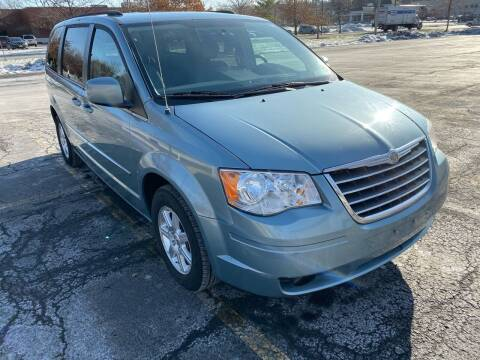 2010 Chrysler Town and Country for sale at Select Auto Brokers in Webster NY