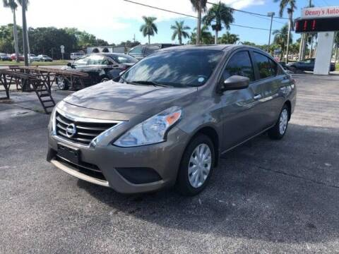 2016 Nissan Versa for sale at Denny's Auto Sales in Fort Myers FL