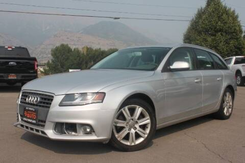 2010 Audi A4 for sale at REVOLUTIONARY AUTO in Lindon UT