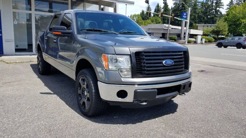 2012 Ford F-150 for sale at Seattle Auto Deals in Everett WA