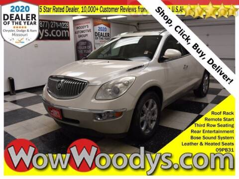 2009 Buick Enclave for sale at WOODY'S AUTOMOTIVE GROUP in Chillicothe MO