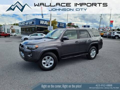 2019 Toyota 4Runner for sale at WALLACE IMPORTS OF JOHNSON CITY in Johnson City TN