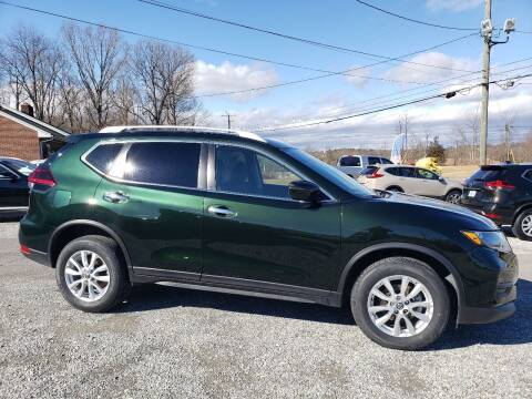 2020 Nissan Rogue for sale at 220 Auto Sales in Rocky Mount VA