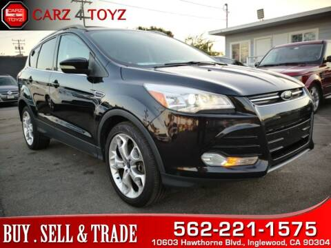 2013 Ford Escape for sale at Carz 4 Toyz in Inglewood CA
