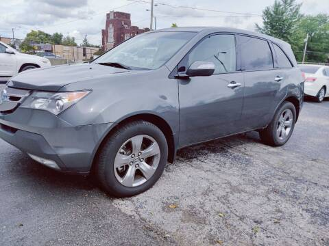 2008 Acura MDX for sale at The Car Cove, LLC in Muncie IN
