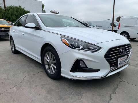 2019 Hyundai Sonata for sale at Best Buy Quality Cars in Bellflower CA
