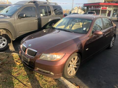 2006 BMW 3 Series for sale at Right Place Auto Sales in Indianapolis IN