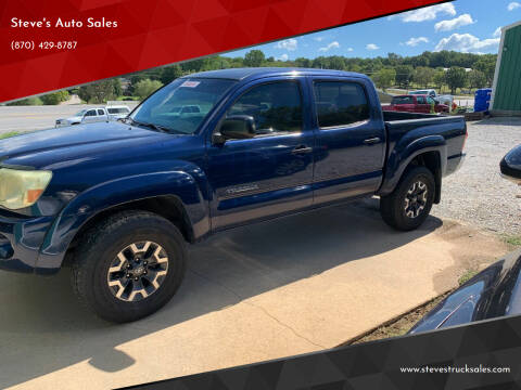 2008 Toyota Tacoma for sale at Steve's Auto Sales in Harrison AR