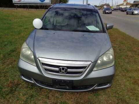 2007 Honda Odyssey for sale at Ideal Cars in Hamilton OH