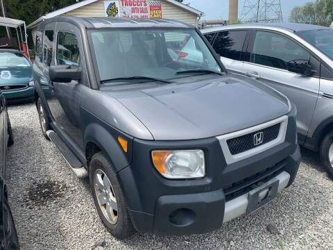 2005 Honda Element for sale at Trocci's Auto Sales in West Pittsburg PA