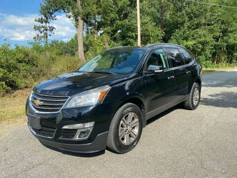 2016 Chevrolet Traverse for sale at Speed Auto Mall in Greensboro NC