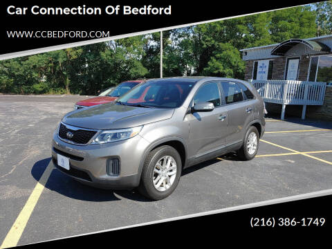 2014 Kia Sorento for sale at Car Connection of Bedford in Bedford OH