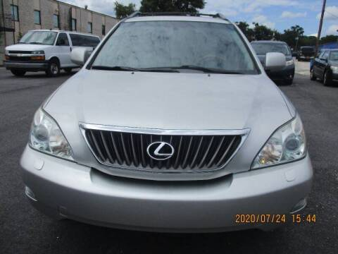 2008 Lexus RX 350 for sale at Atlantic Motors in Chamblee GA