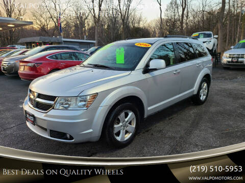 2010 Dodge Journey for sale at Valpo Motors 1 and 2  Best Deals On Quality Wheels in Valparaiso IN