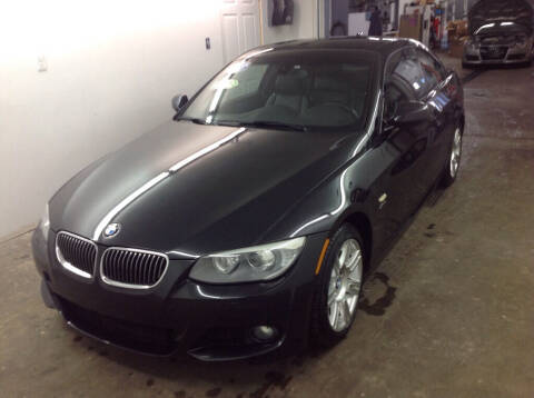 2012 BMW 3 Series for sale at MR Auto Sales Inc. in Eastlake OH