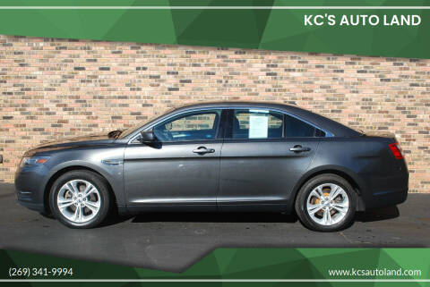 2016 Ford Taurus for sale at KC'S Auto Land in Kalamazoo MI