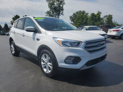 2019 Ford Escape for sale at Newcombs Auto Sales in Auburn Hills MI