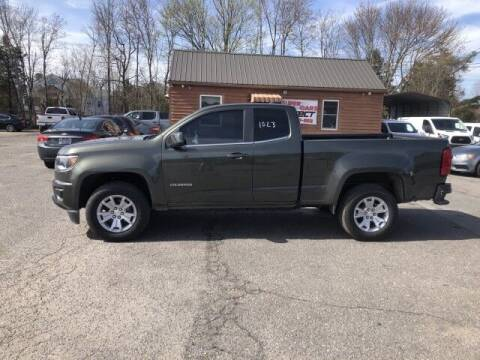 2018 Chevrolet Colorado for sale at Super Cars Direct in Kernersville NC
