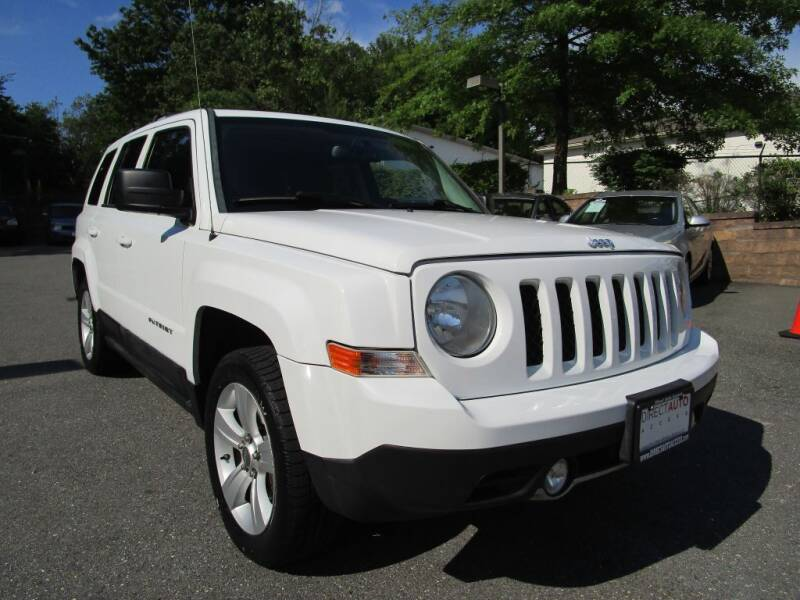 2011 Jeep Patriot for sale at Direct Auto Access in Germantown MD