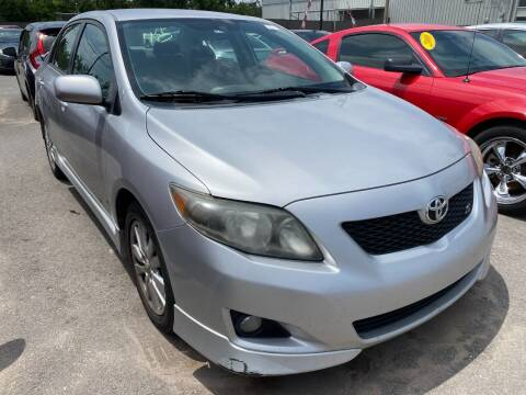 2010 Toyota Corolla for sale at Auto Solutions in Warr Acres OK