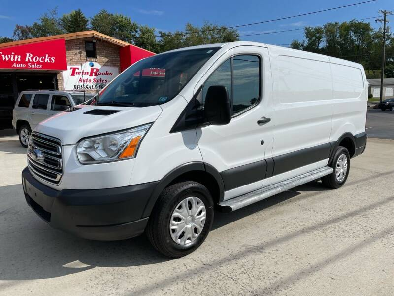 2016 Ford Transit Cargo for sale at Twin Rocks Auto Sales LLC in Uniontown PA