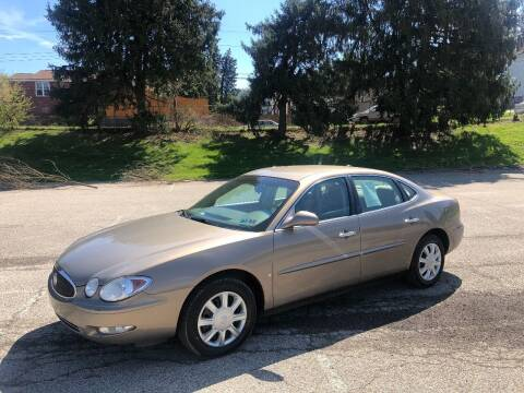 2006 Buick LaCrosse for sale at Fellini Auto Sales & Service LLC in Pittsburgh PA