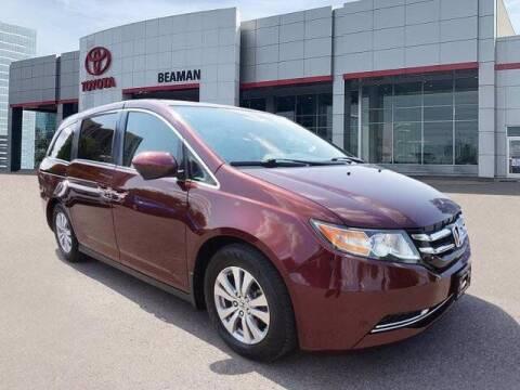 2017 Honda Odyssey for sale at BEAMAN TOYOTA in Nashville TN