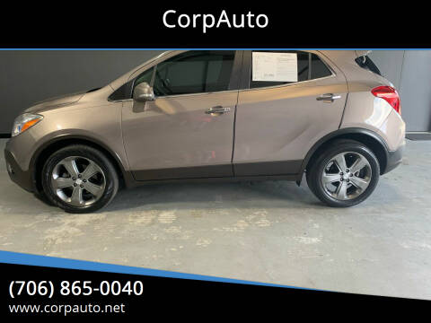 2014 Buick Encore for sale at CorpAuto in Cleveland GA