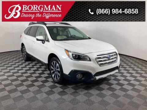 2016 Subaru Outback for sale at BORGMAN OF HOLLAND LLC in Holland MI