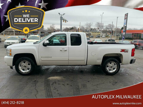 2012 Chevrolet Silverado 1500 for sale at Autoplex Milwaukee in Milwaukee WI