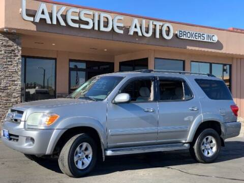 2005 Toyota Sequoia for sale at Lakeside Auto Brokers in Colorado Springs CO