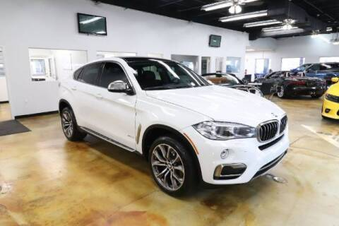 2016 BMW X6 for sale at RPT SALES & LEASING in Orlando FL