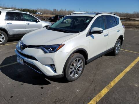 2016 Toyota RAV4 for sale at CFN Auto Sales in West Fargo ND