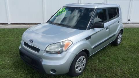 2010 Kia Soul for sale at Branis Motors Inc in Bradenton FL