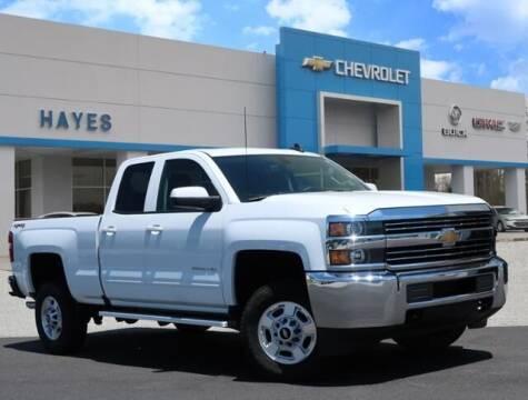 2017 Chevrolet Silverado 2500HD for sale at HAYES CHEVROLET Buick GMC Cadillac Inc in Alto GA